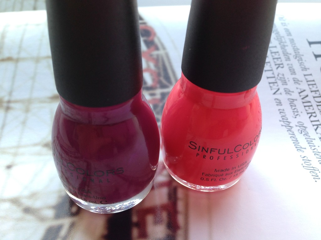 Sinful Colors nagellak