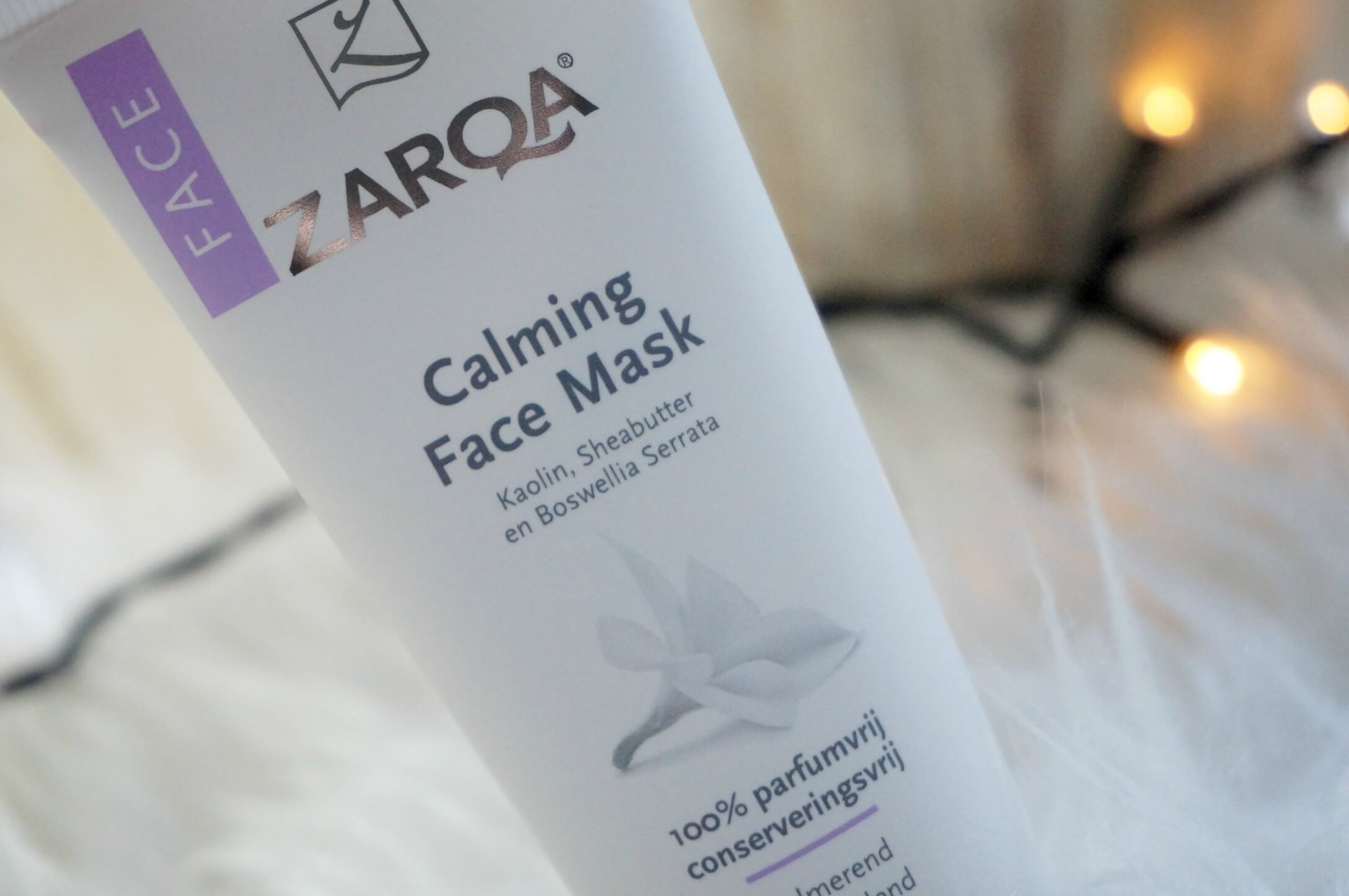 Calming Face Mask