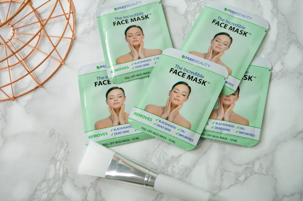 the Incredible face mask