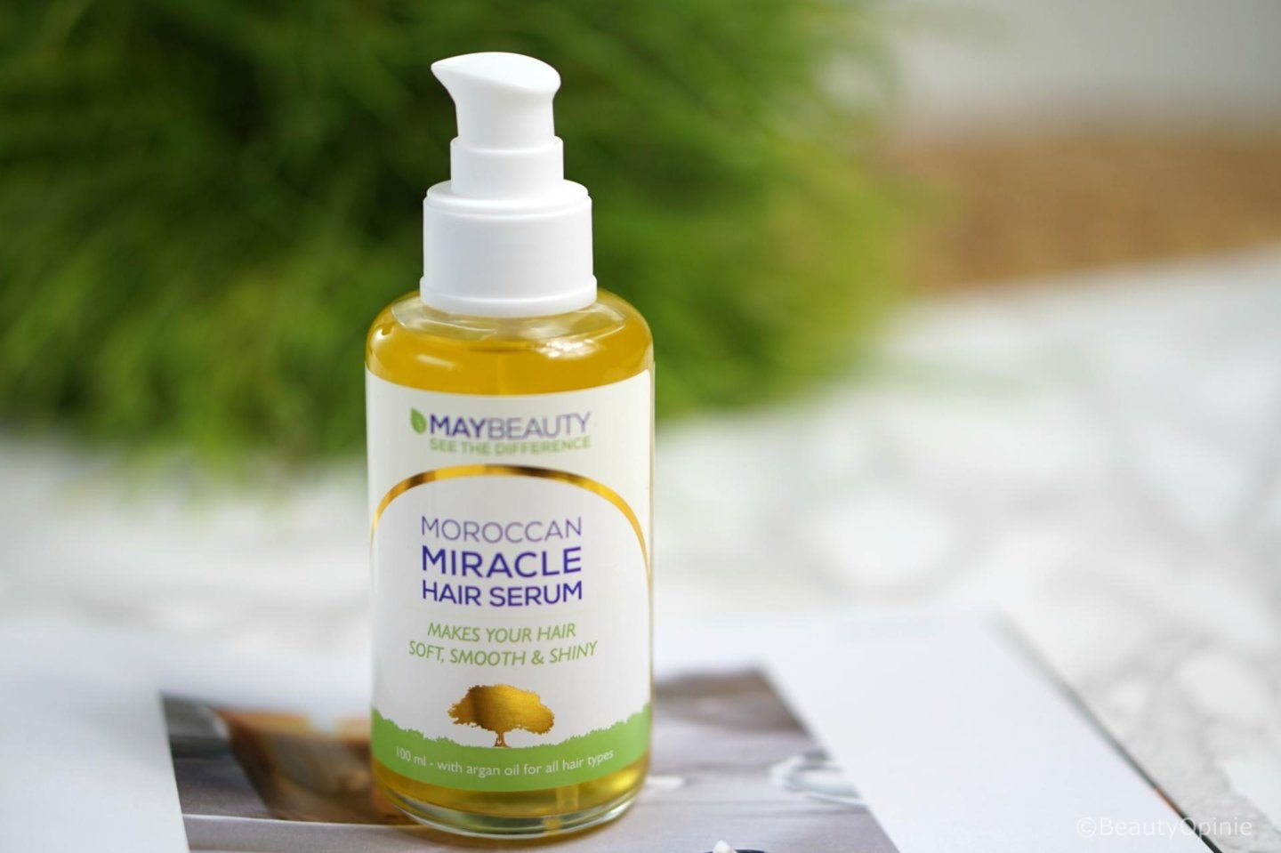 Maybeauty haarserum: Moroccan Miracle