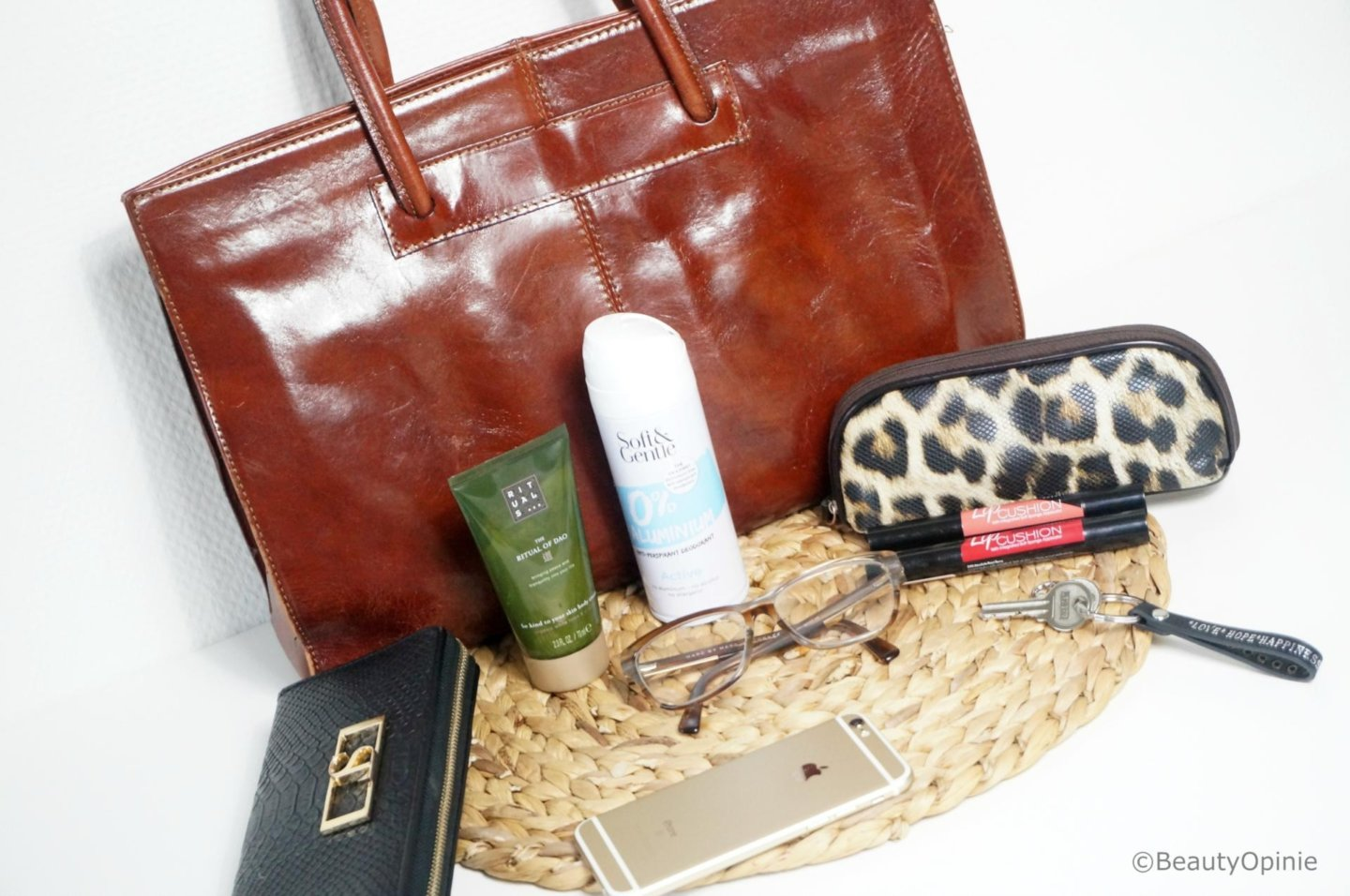 What's in my office bag