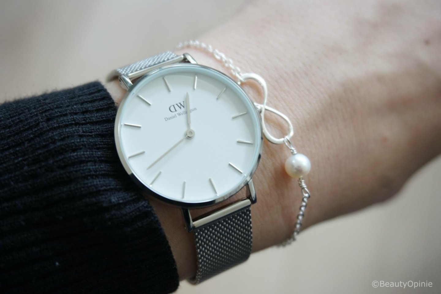 New love! Daniel Wellington Classic Petite horloge