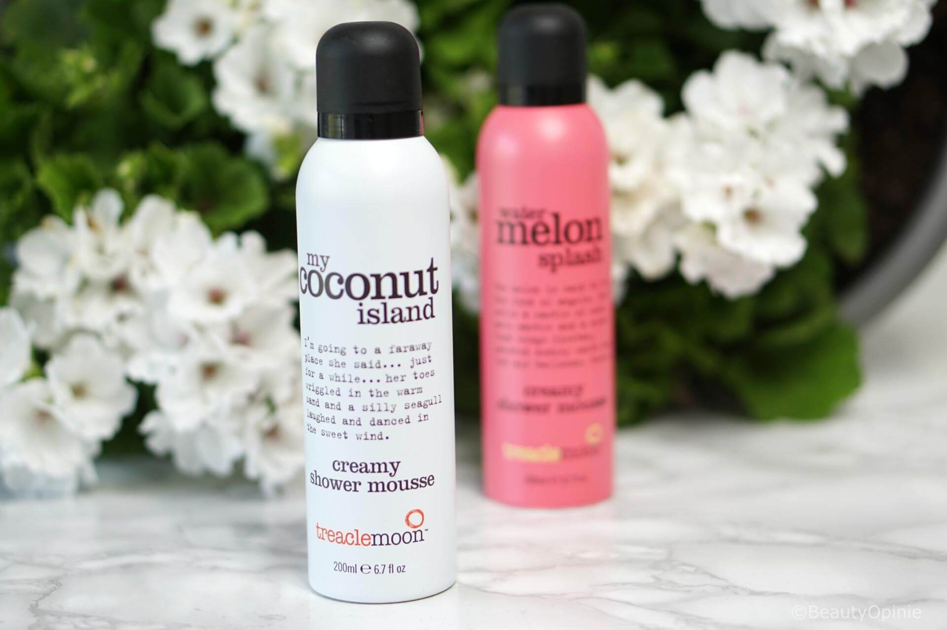My Cocunut Heaven' Creamy Shower Mousse