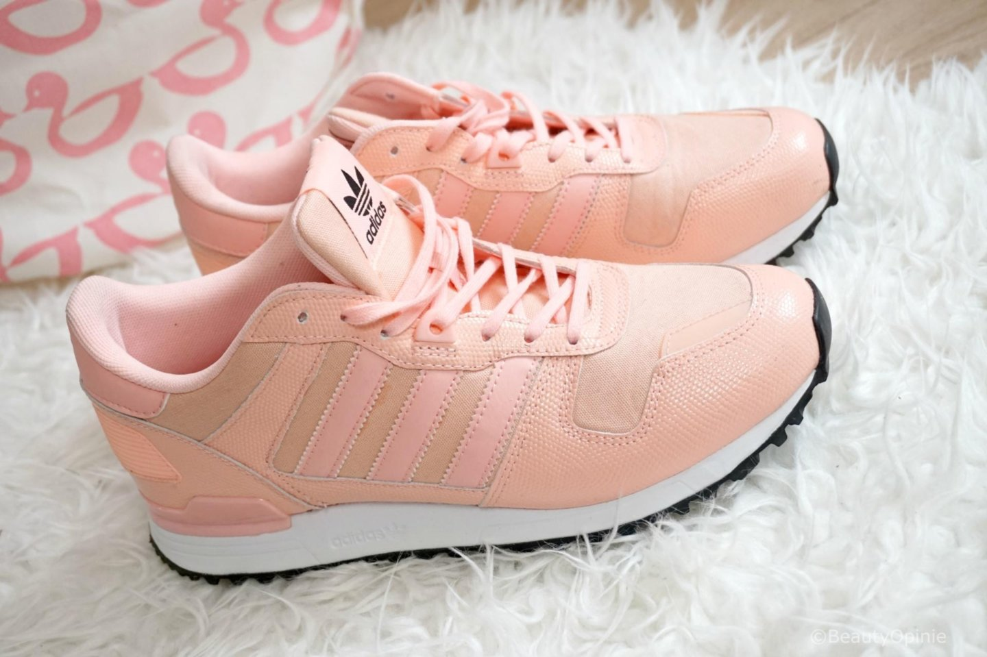 New in | Gave roze Adidas sneakers