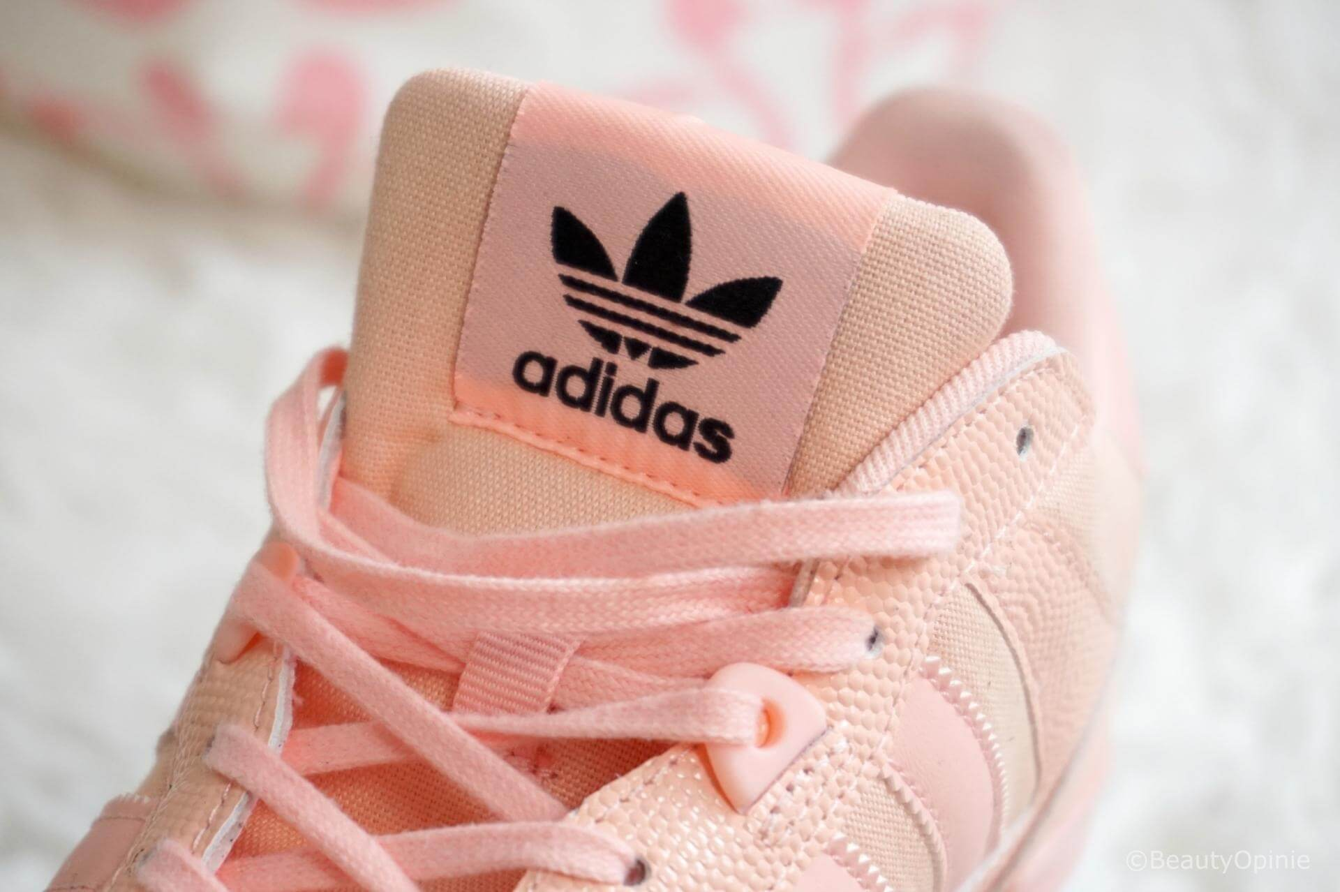 adidas sneakers roze
