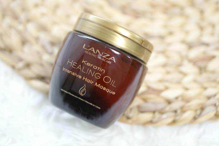 L'ANZA Intensive Hair Masque