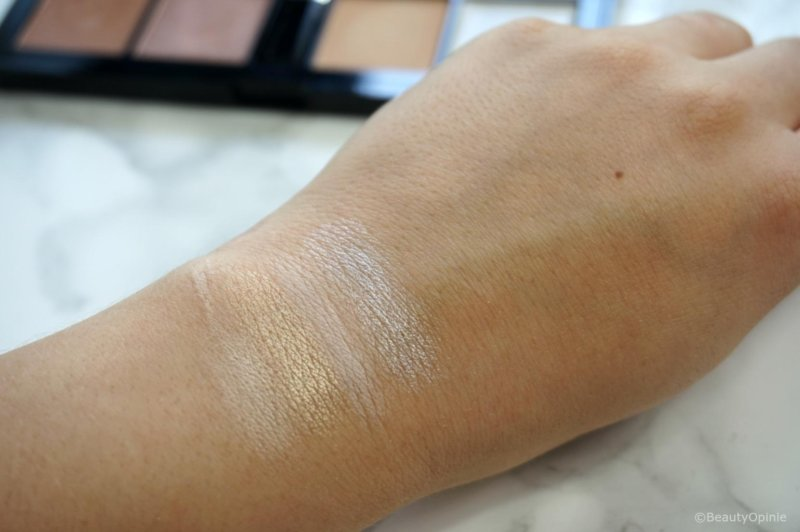 Catrice Professional Makeup Techniques Face Palette swatches
