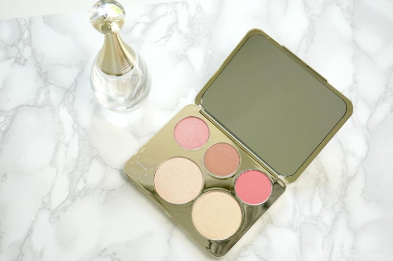 Becca x Jaclyn Hill Champagne Collection Face Palette review