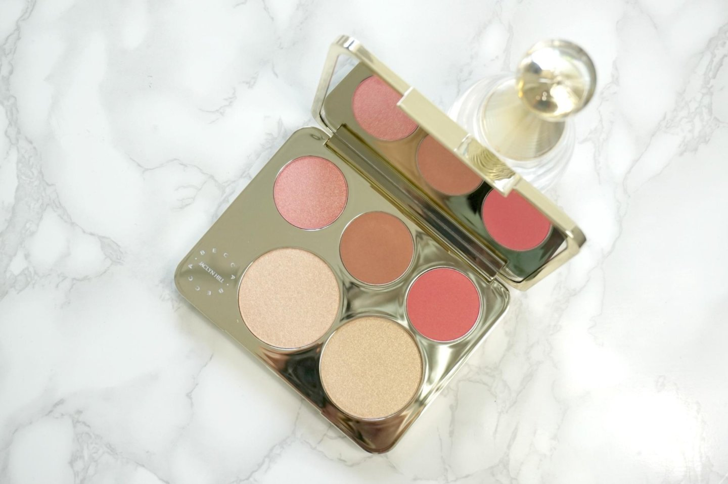 Becca x Jaclyn Hill Champagne Pop Collection Face Palette