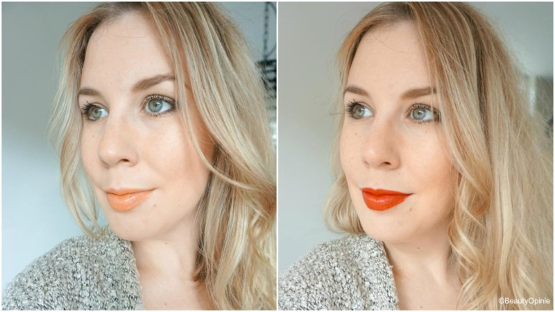 luxe MUA Vivid colour intense lipstick