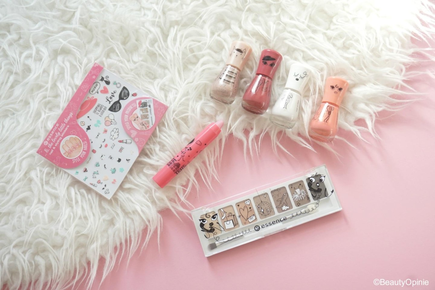 New! | De schattige Essence & the lovely little things collectie