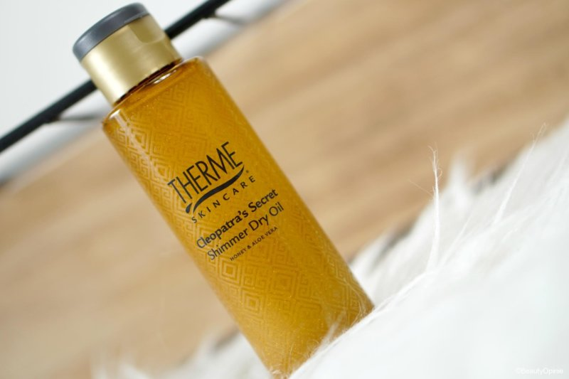 Therme Cleopatra's Shimmer Dry Oil