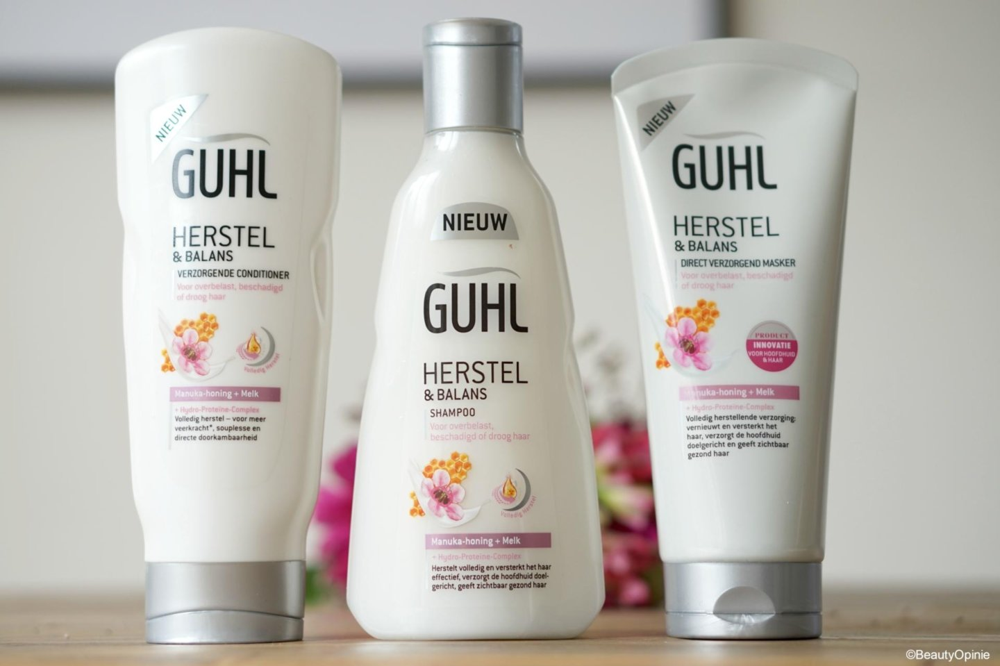 Review | Guhl Herstel & Balans producten