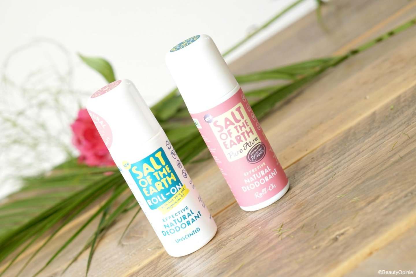 Nieuwe Salt Of The Earth deodorants