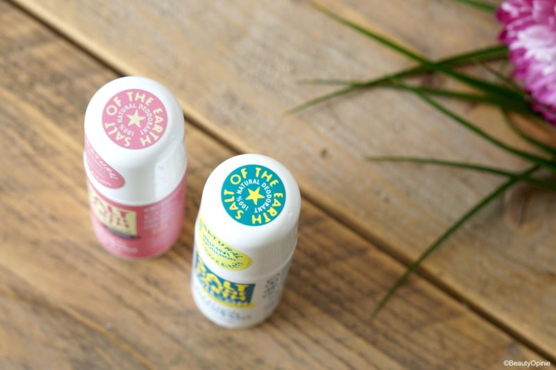 Nieuwe Salt Of The Earth deodorants ervaringen