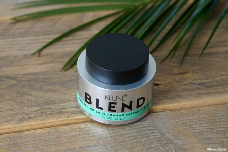 review Keune Blend Refreshing Balm
