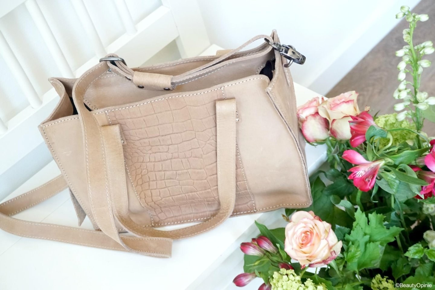 In love! | met mijn Chabo Bag