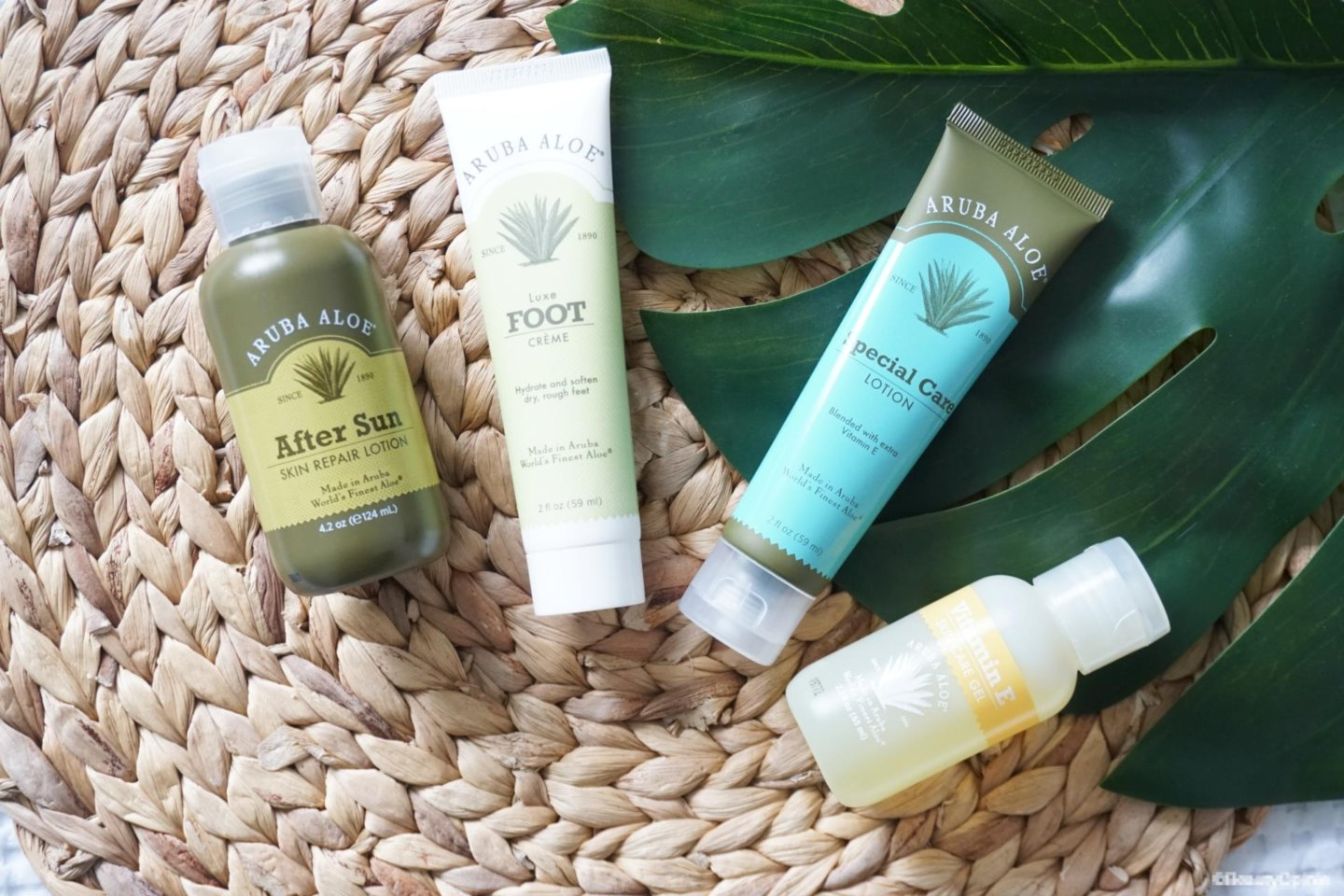 review Aruba Aloe