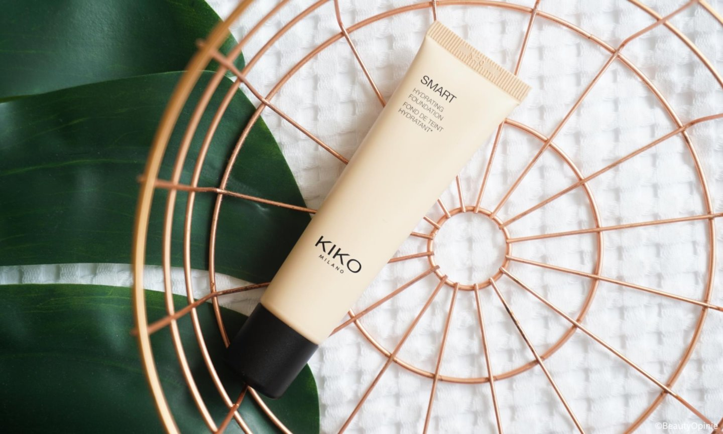 Ervaringen Kiko Smart hydrating foundation