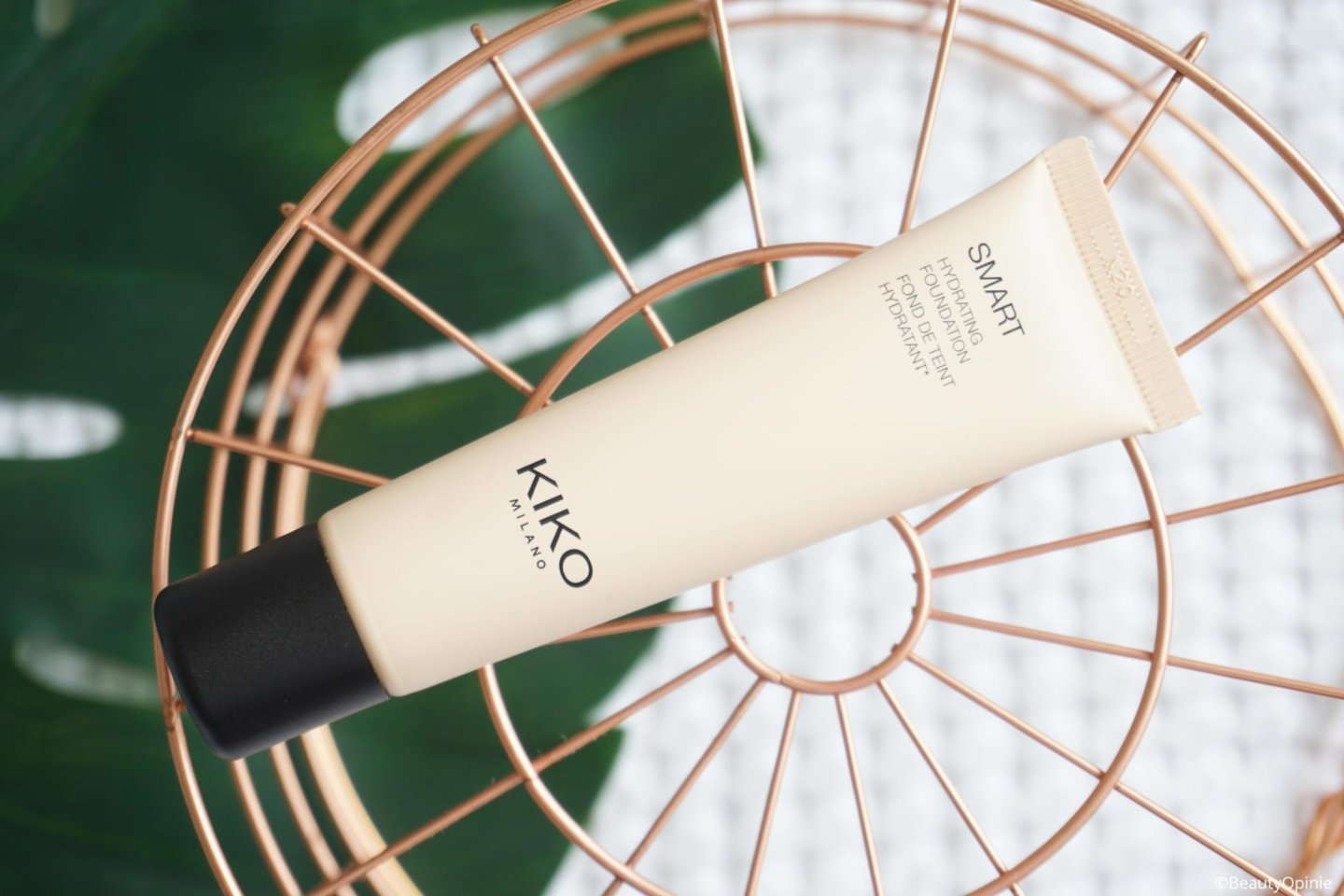 Budgettip! | Kiko Smart hydrating foundation