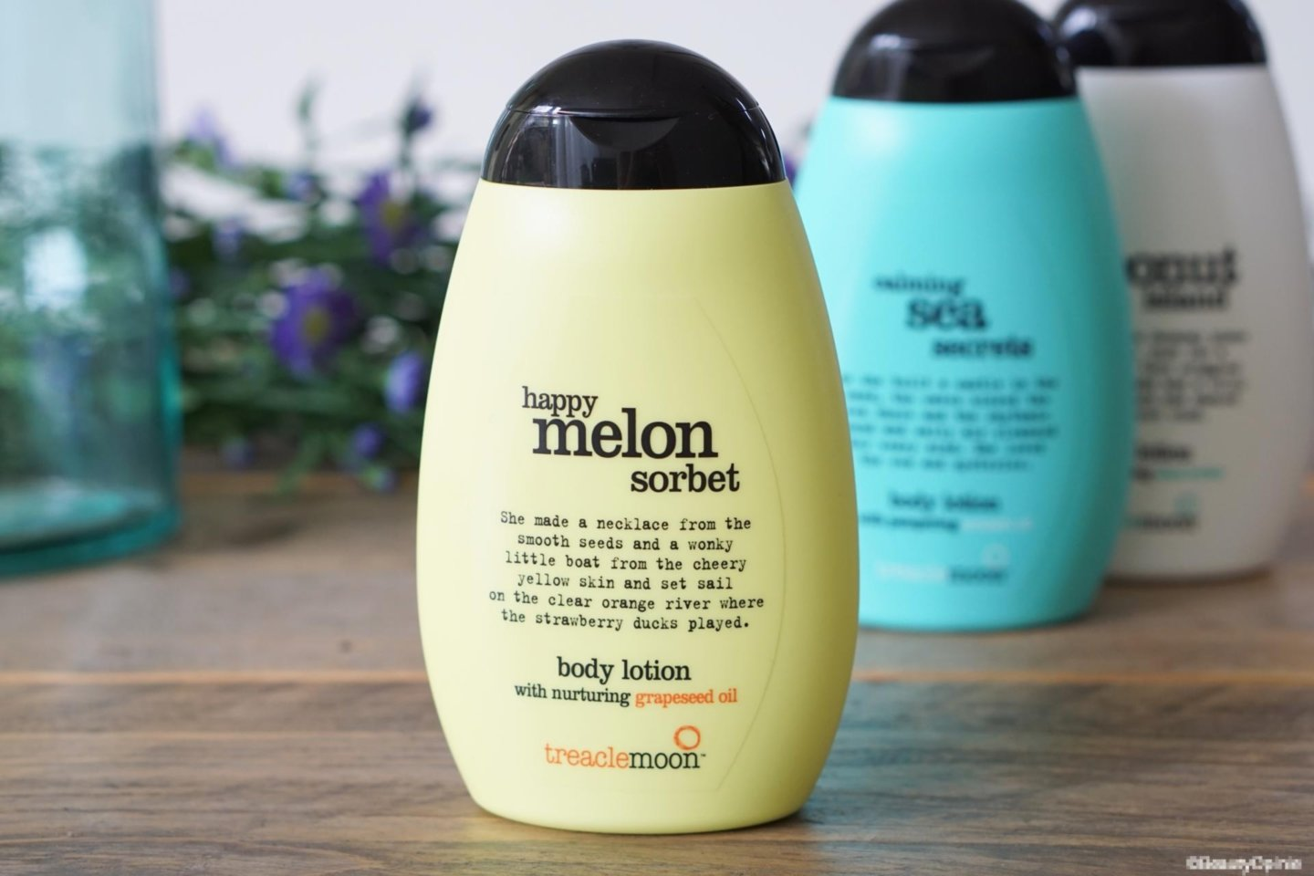 Review Treaclemoon 'Happy Melon Sorbet' Body Lotion