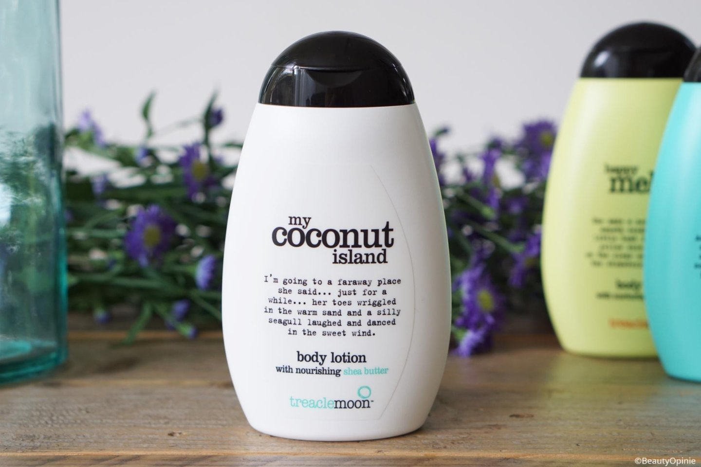 Review Treaclemoon 'My Coconut Island' Body Lotion