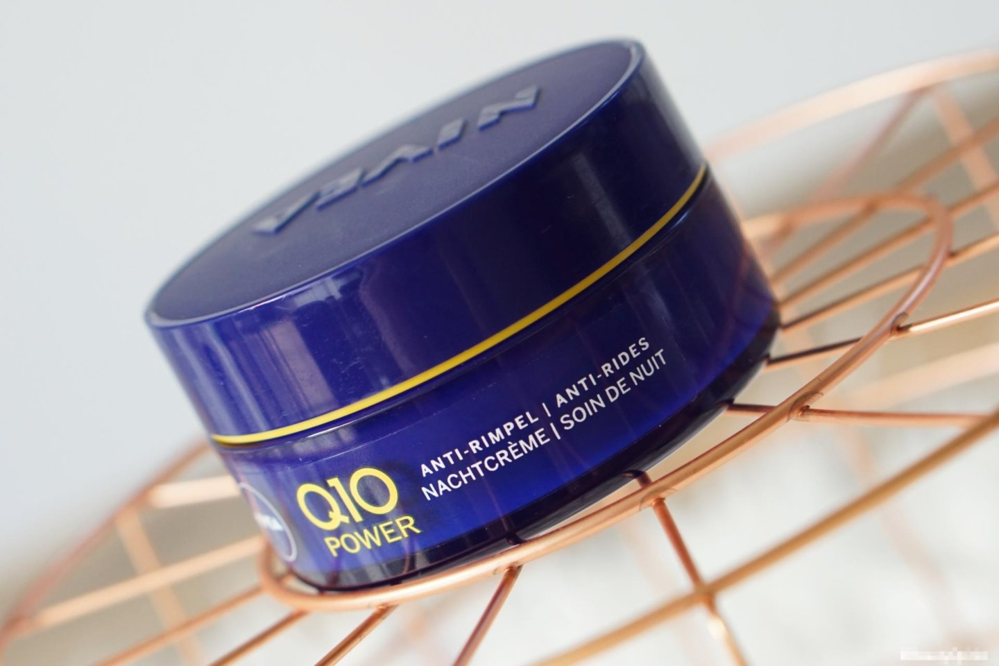 Nivea Q10 power nachtcreme