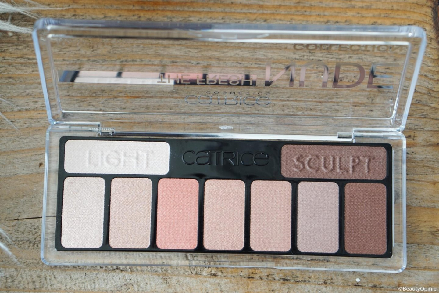 Review Catrice the fresh nude collection oogschaduwpalette