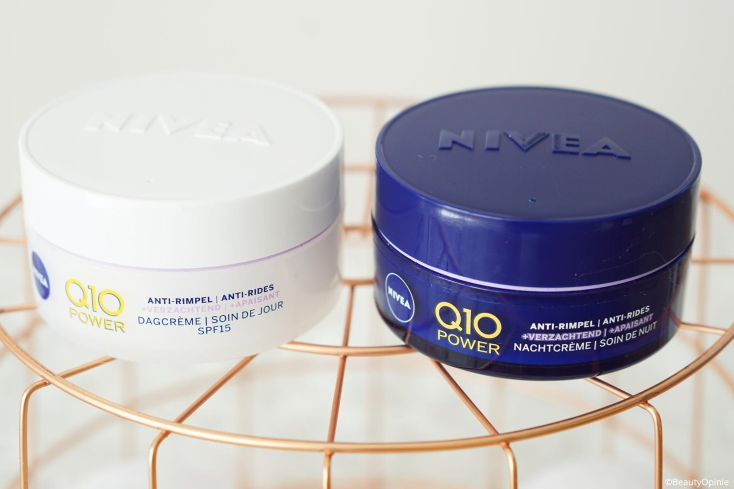 Review Nivea Q10 power
