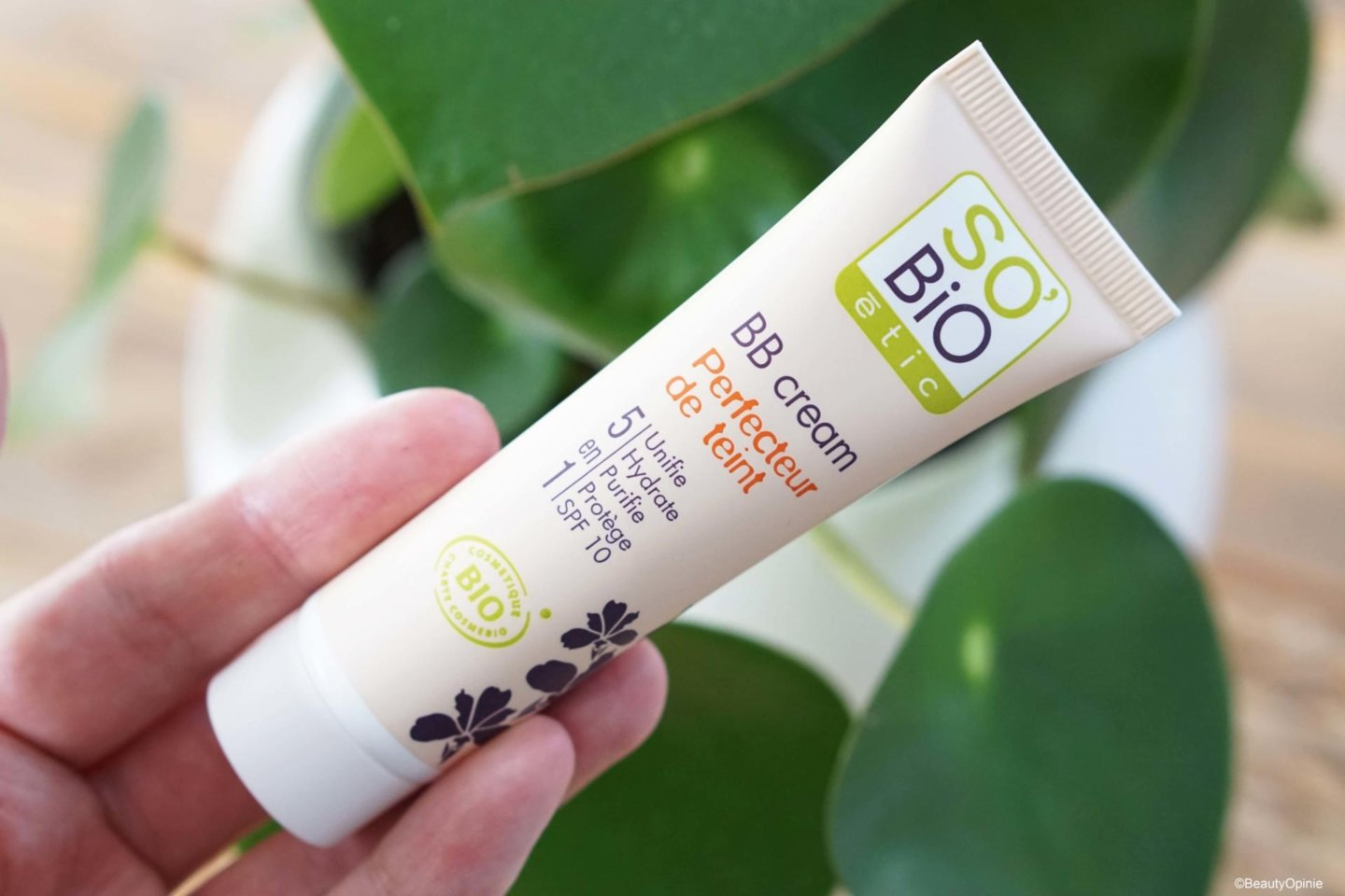 SO'BiO étic BB cream review