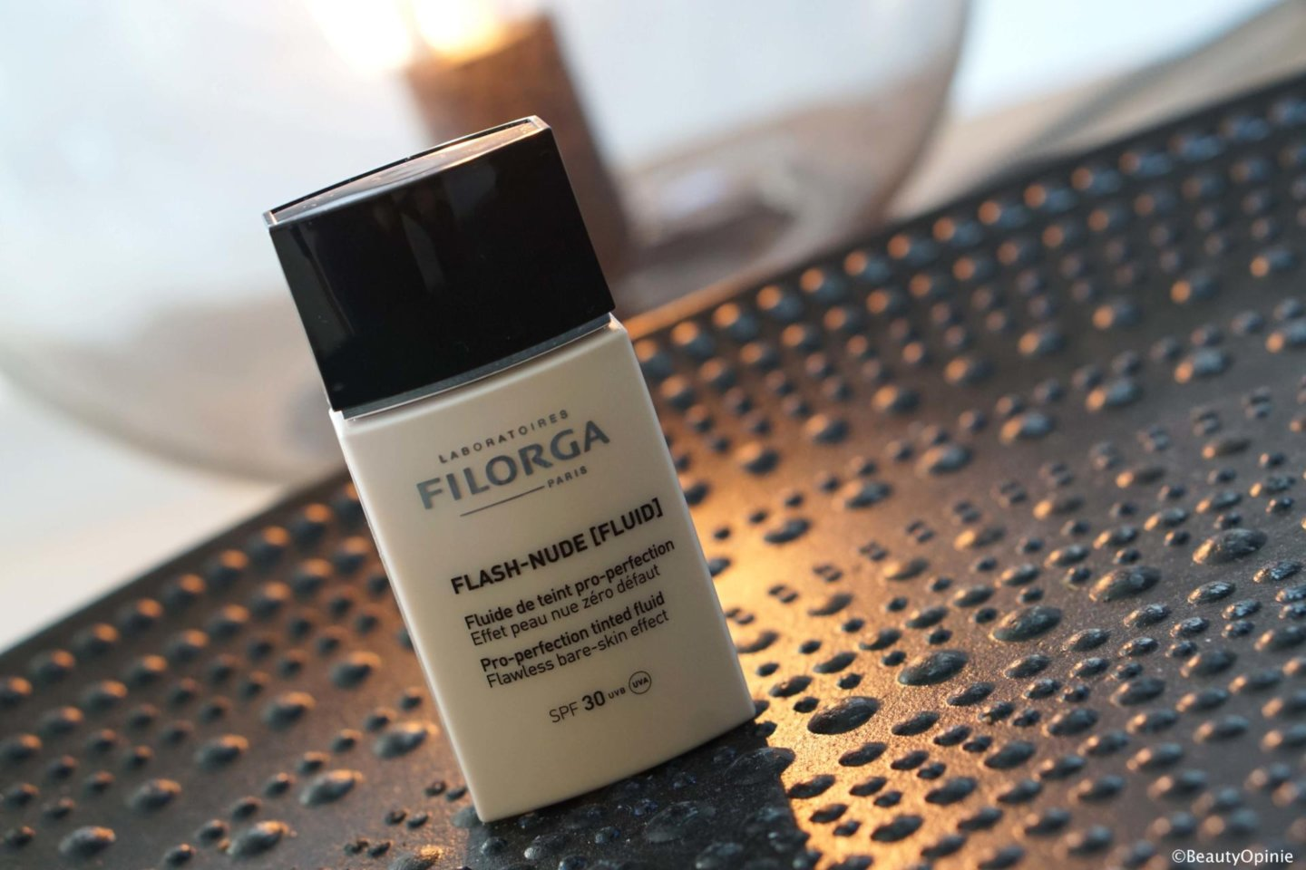 review filorga flash nude fluid