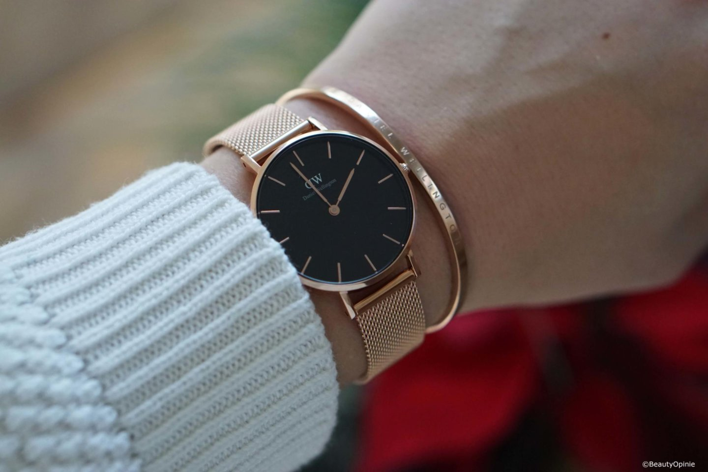 review Daniel Wellington giftset review
