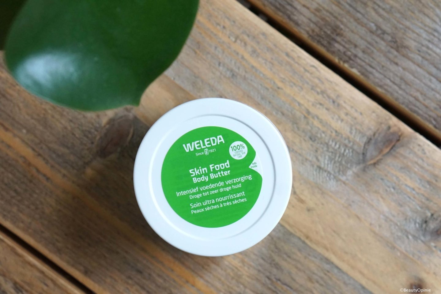 review Weleda Skin food body butter
