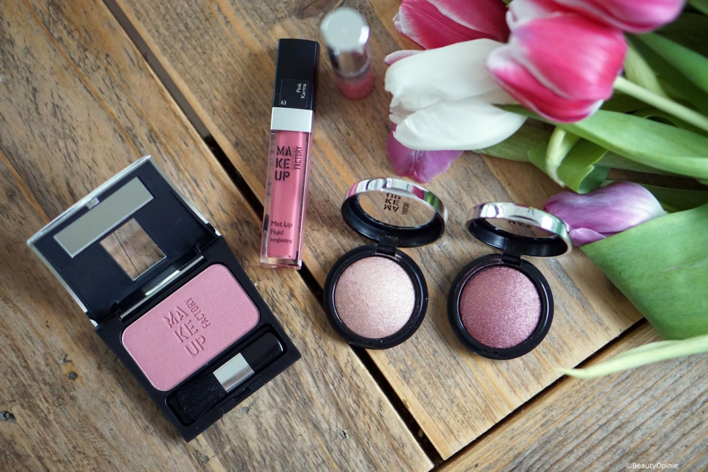 Review Make-up Factory Lotus Garden limited edition