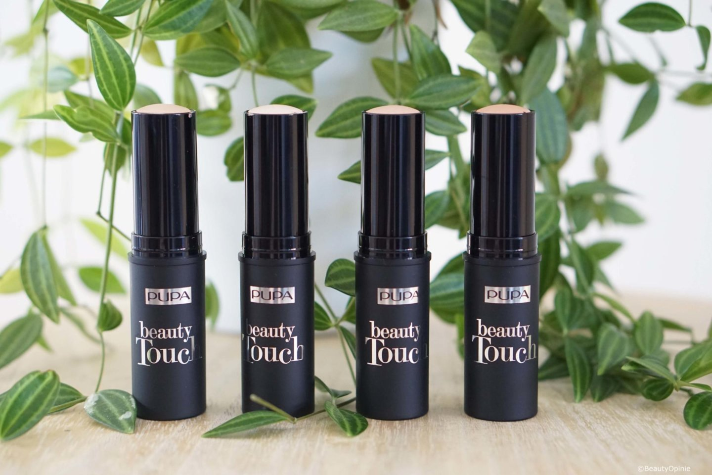 Review Pupa Beauty Touch Stick Foundation