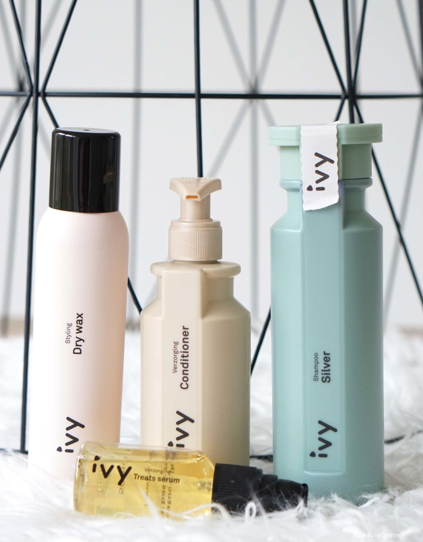 relaunch IVY haircare van AMI kappers
