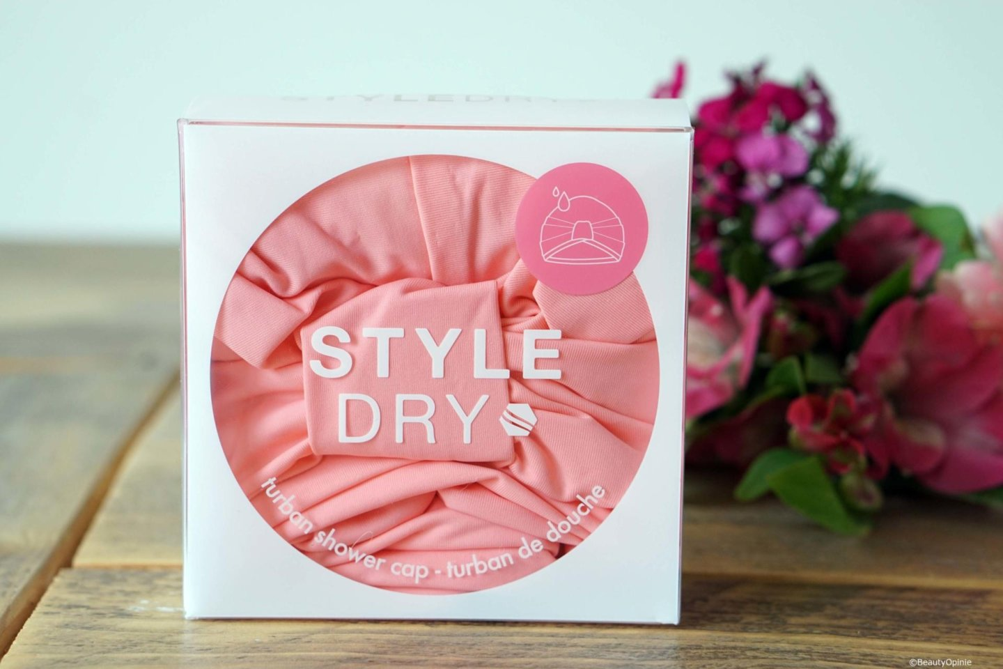 STYLEDRY shower cap review