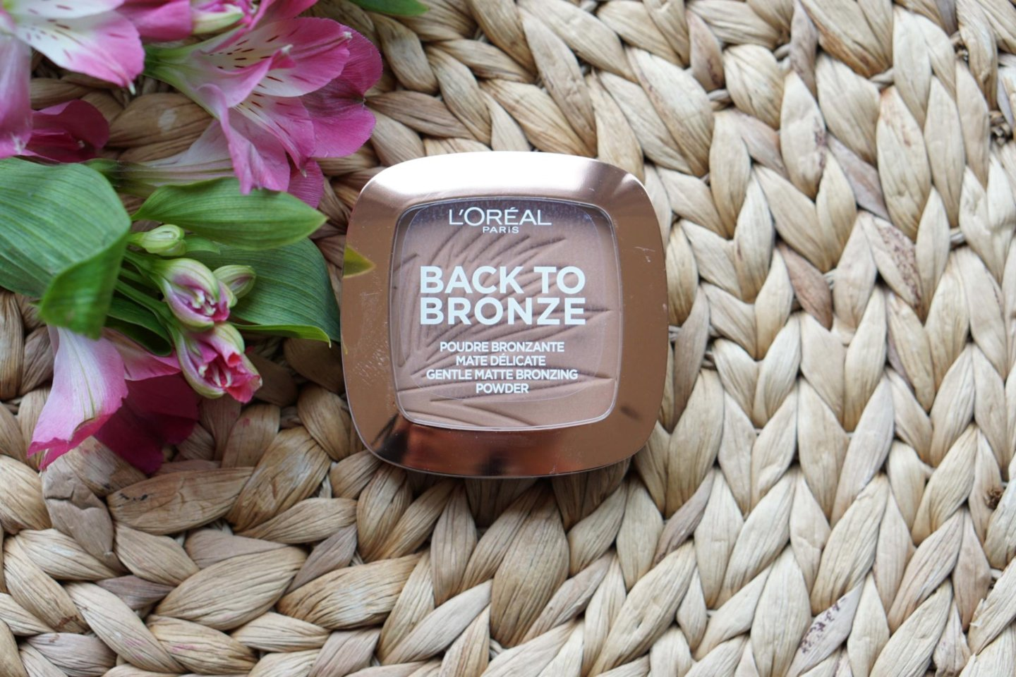 loreal back to bronze bronzer review