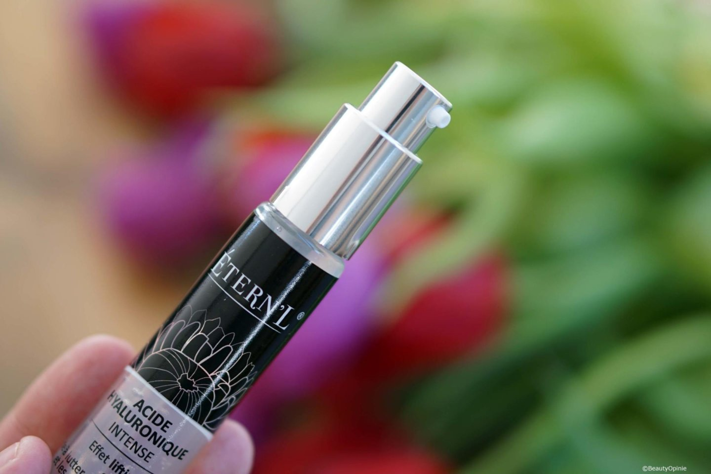 review HYALURONIC ACID SERUM eternl