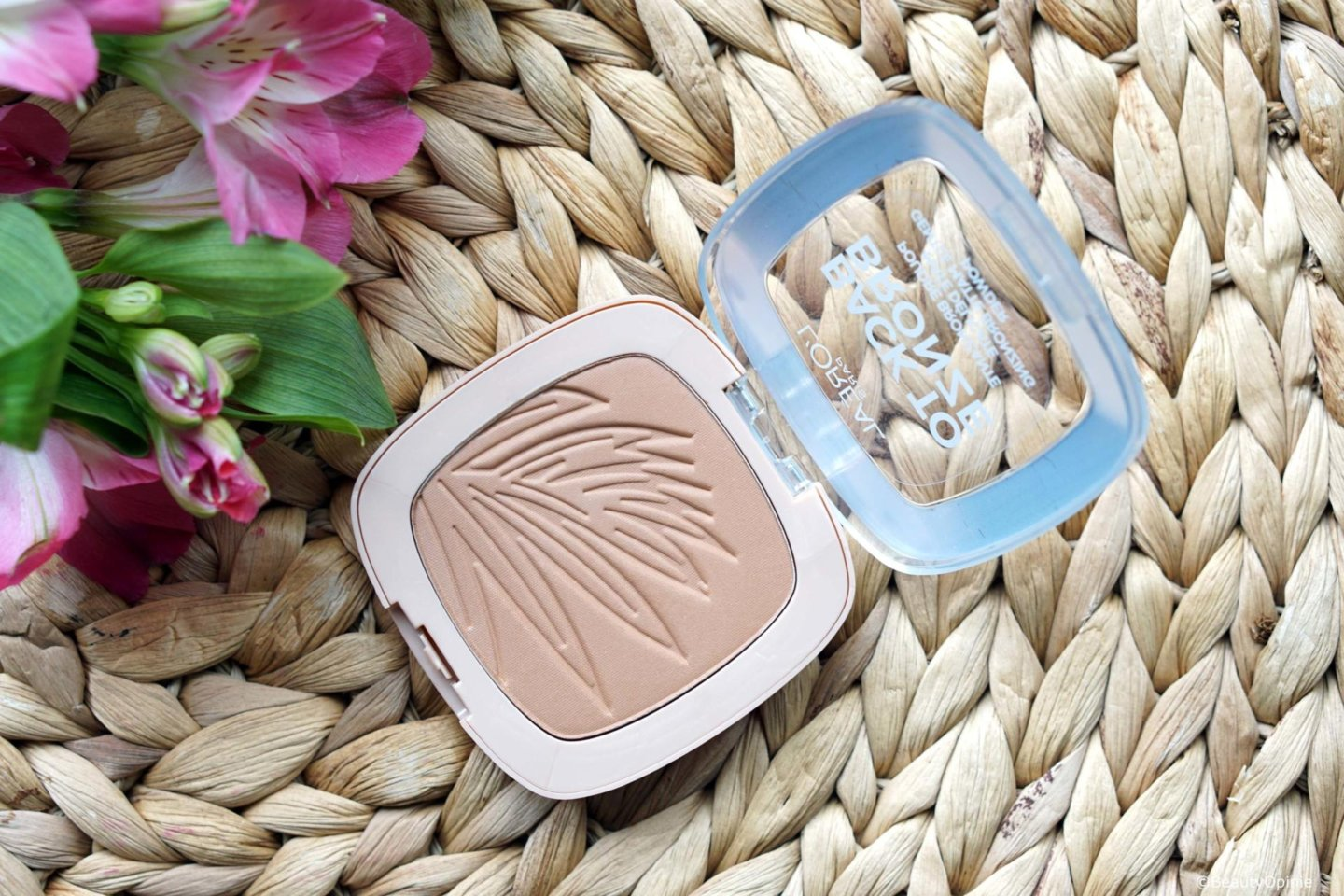review loreal back to bronze bronzer