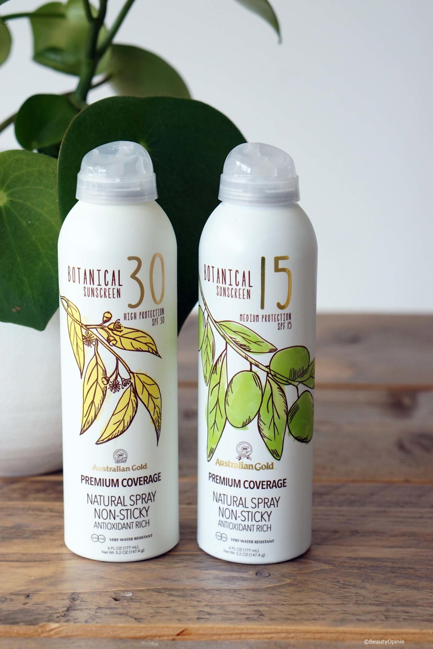 Australian Gold Botanical Continuous sprays review