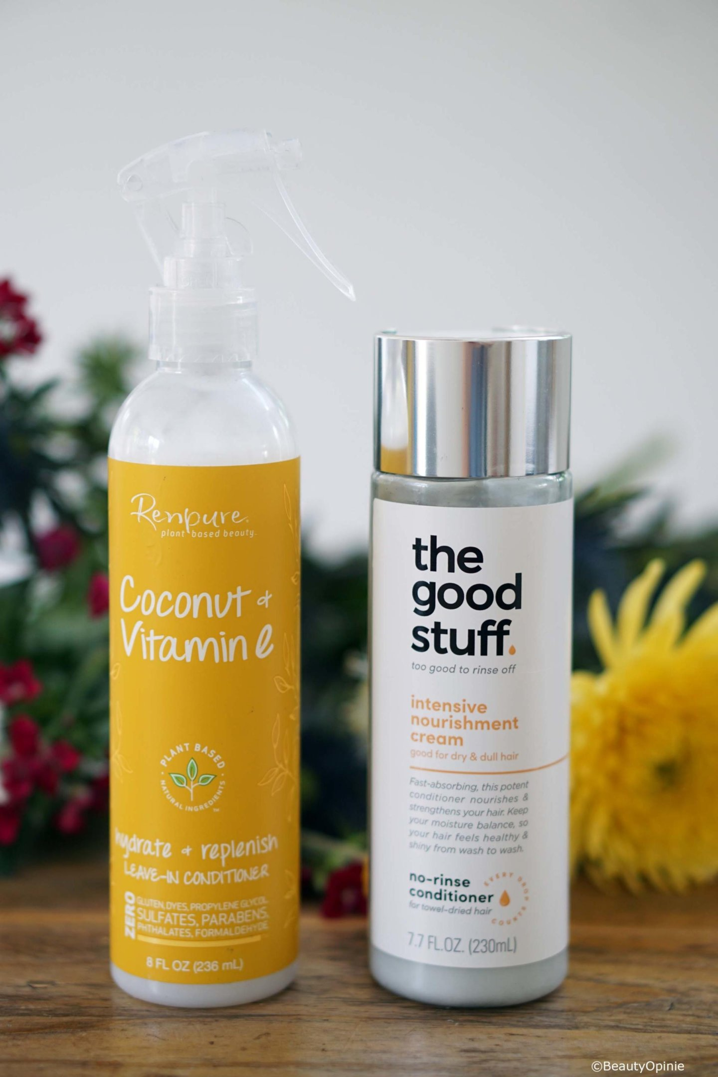 Review The good stuff leave in conditioner