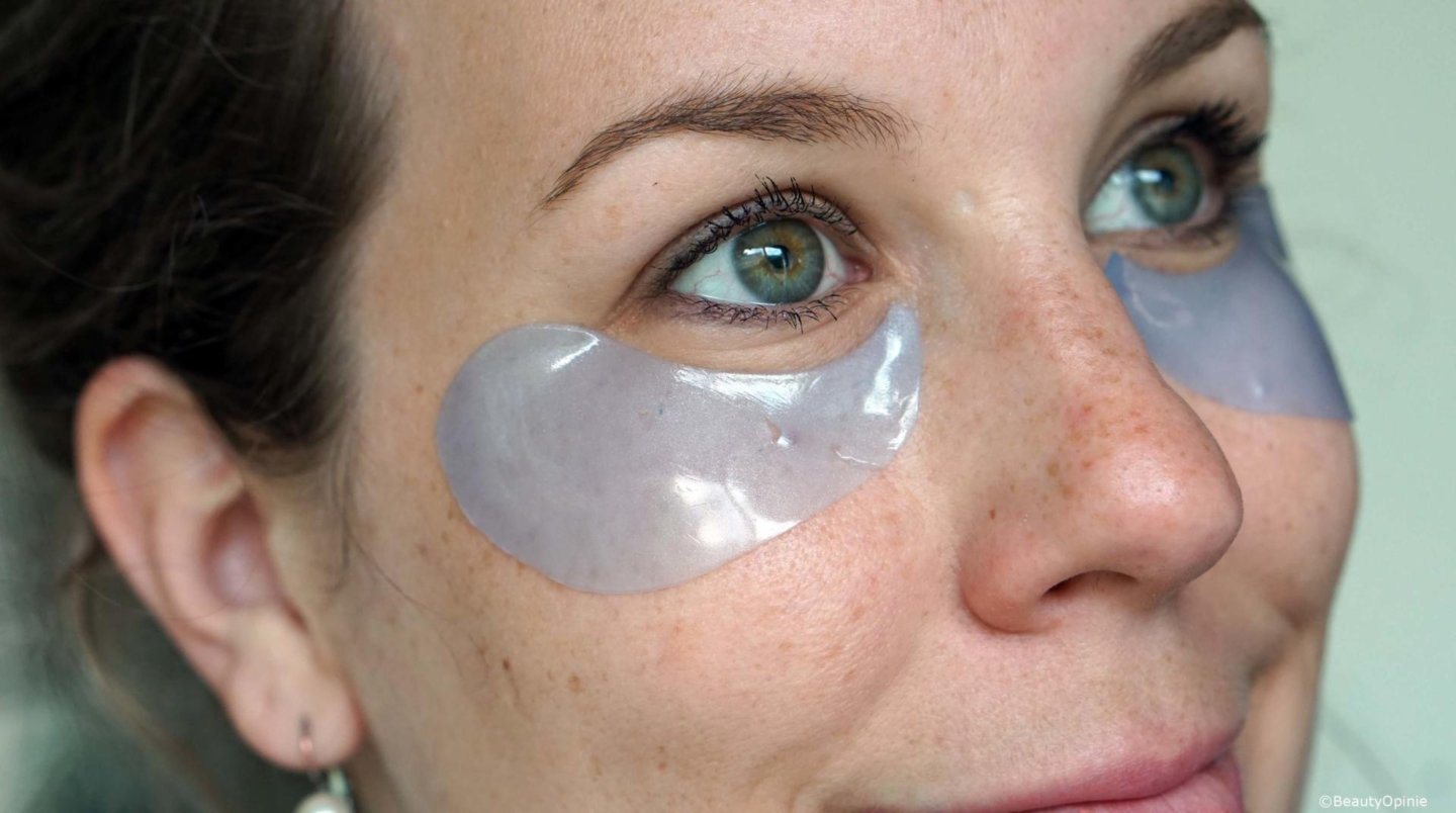Ervaringen FlashPatch® Restoring Night Eye Gels