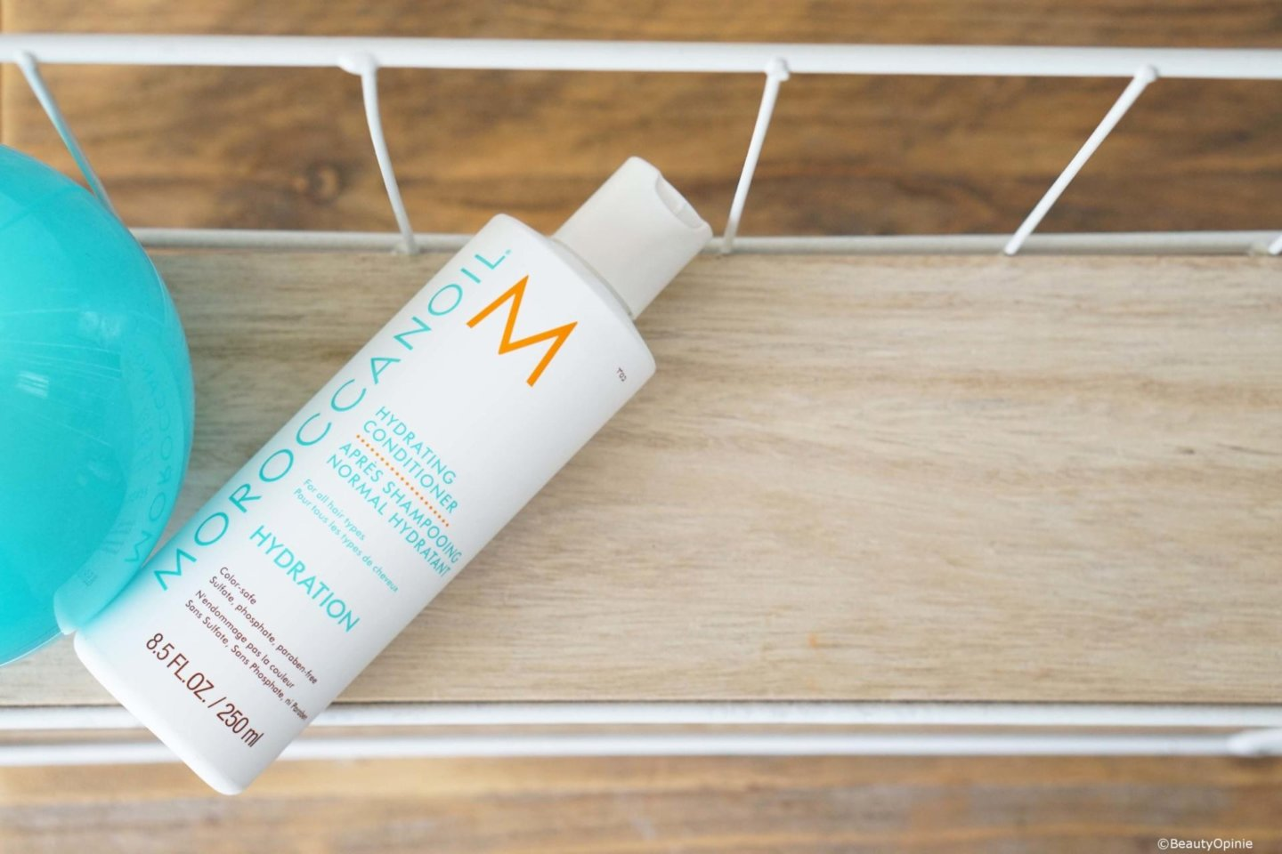review Moroccanoil hydrating conditioner