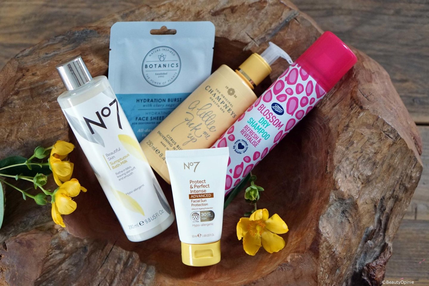 Unboxing Boots BFF box