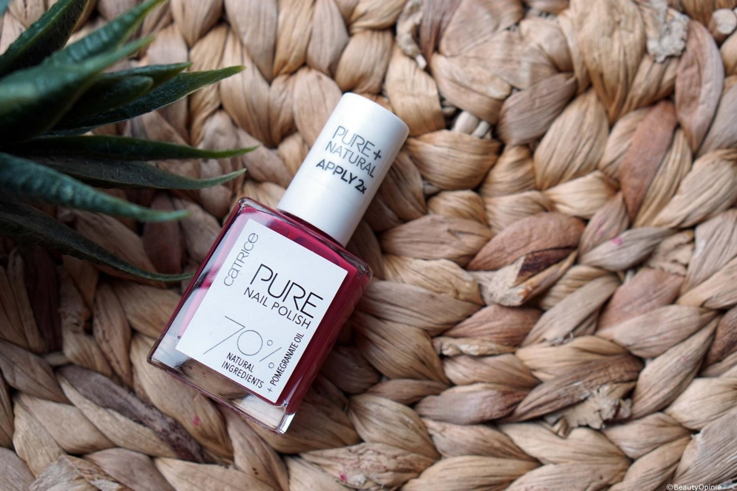 Review Catrice PURE nail polish