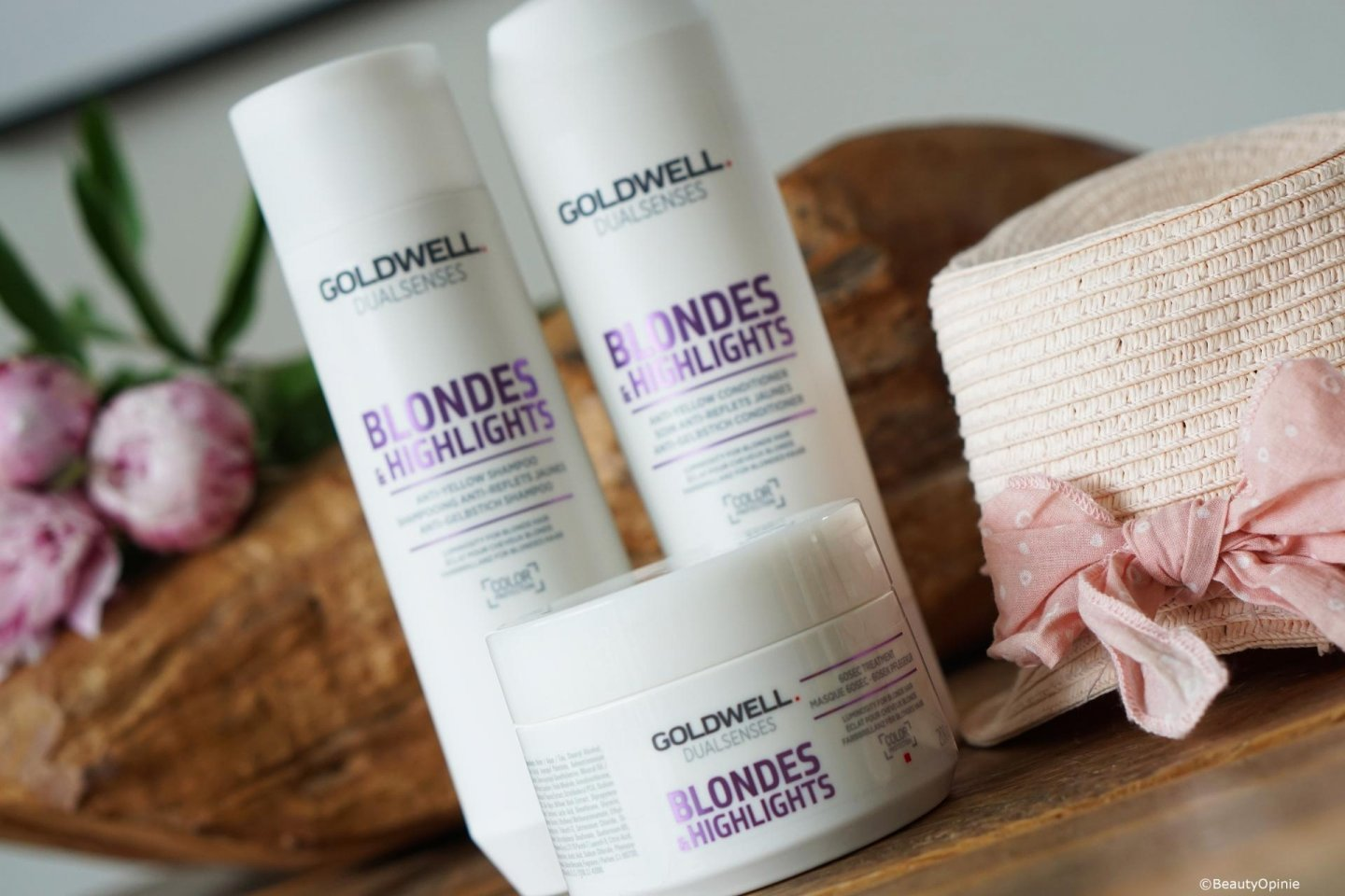 oldwell DualSenses Blondes & Highlights lijn review