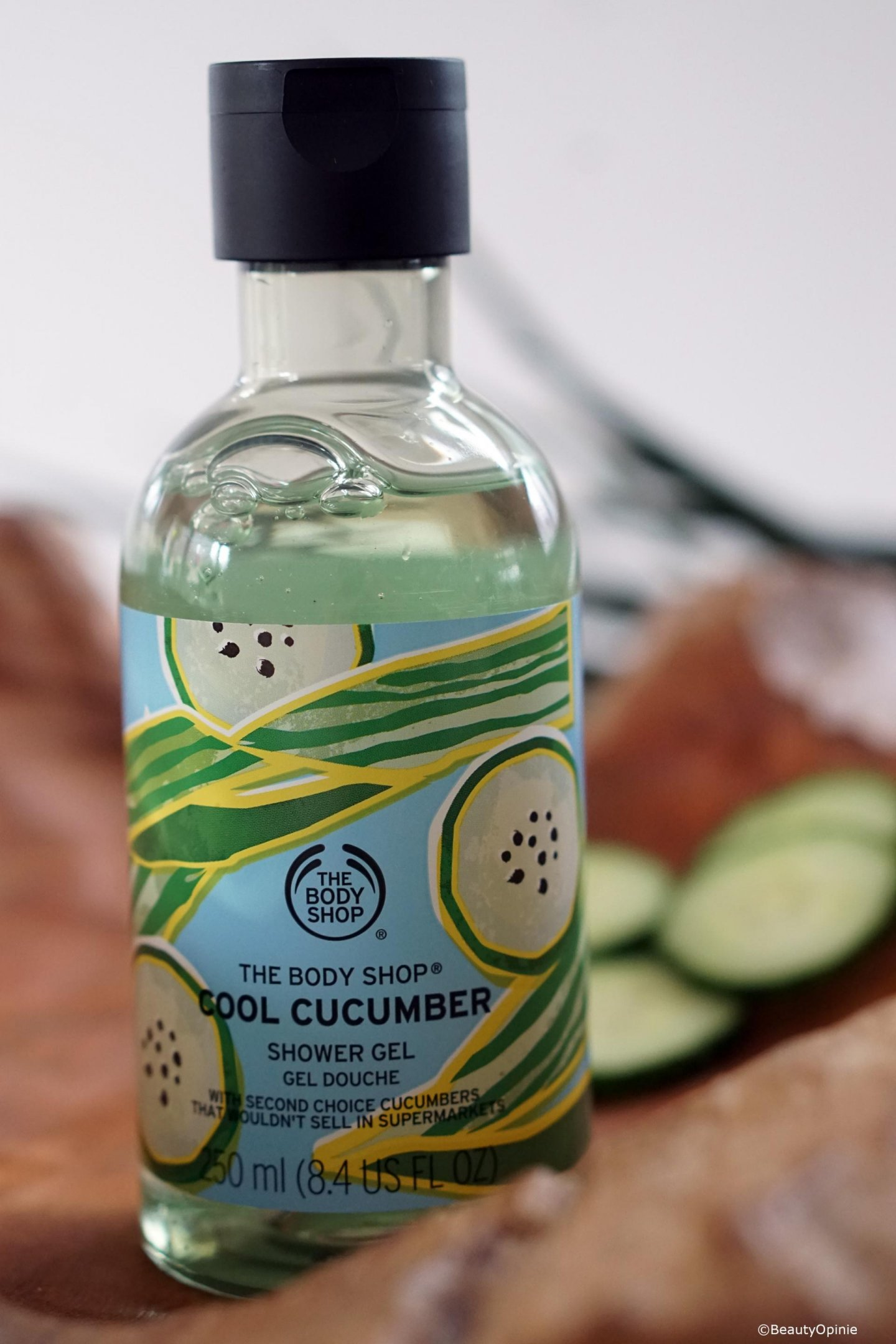 Review Cool Cucumber The Body Shop