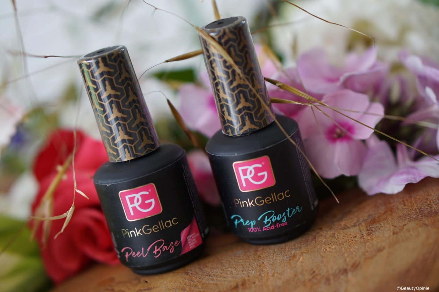 Review | De Peel Off Base van Pink Gellac