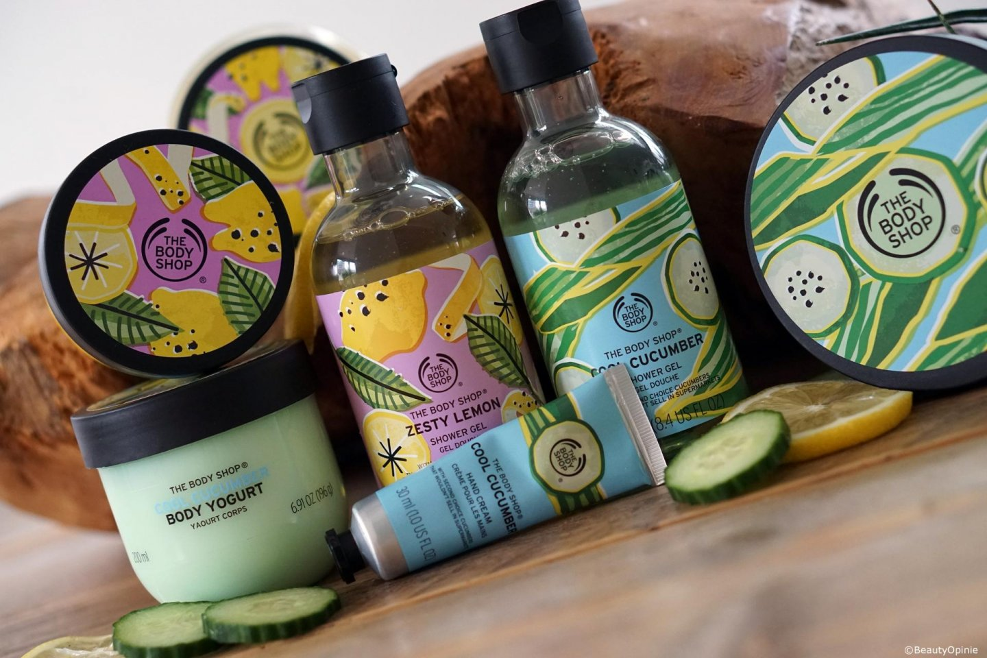 review The Body Shop special editions zomer 2020